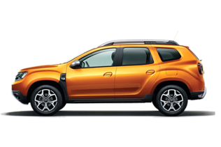 Dacia Duster or similar | 4×4