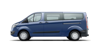 Ford Transit or similar | 9 seater