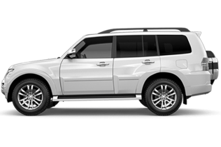 Mitsubishi Pajero or similar | Automatic